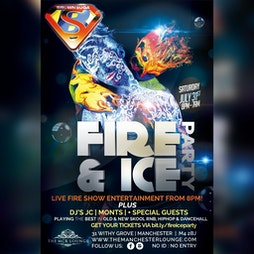 Brownsuga Presents Fire & Ice Party Tickets | The Manchester Lounge Manchester  | Sat 31st July 2021 Lineup