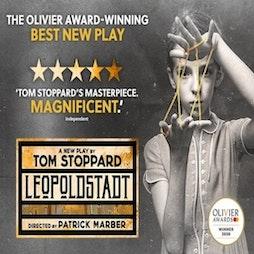 Leopoldstadt   Wyndham's Theatre London    Sat 28th August 2021 Lineup