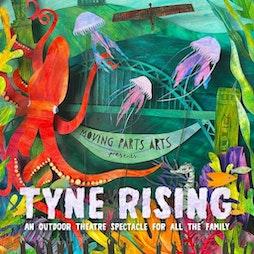 Tyne Rising    City Stadium Newcastle Upon Tyne    Sat 21st August 2021 Lineup