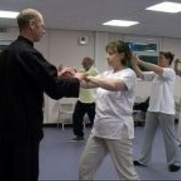 Beginners Introduction to Tai Chi from Berkshire Tai Chi   St. Nicolas Church Hall Reading    Sat 4th September 2021 Lineup