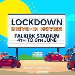 Star Wars Return of the Jedi - Sun 9pm - Lockdown Drive In Tickets   Falkirk Stadium Falkirk    Sun 6th June 2021 Lineup