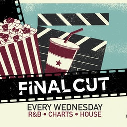 Final CUT Wednesdays - R&B, Charts, House and More Tickets   Egg London London    Wed 20th October 2021 Lineup