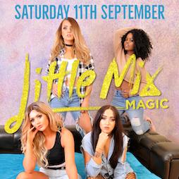 Little Mix Magic Tickets | Troon Concert Hall Troon  | Sat 11th September 2021 Lineup