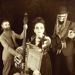 Jo Carley & the Old Dry Skulls   The Flowerpot Derby    Thu 23rd September 2021 Lineup