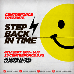 Step Back In Time Pashas House Tickets | 26 Leake Street London  | Sat 4th September 2021 Lineup