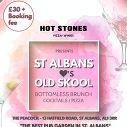 St.Albans Loves Old Skool Tickets | The Peacock St. Albans  | Sat 25th September 2021 Lineup