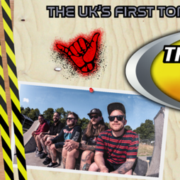 The 900 - Tony Hawks Pro Skater Live Tribute Band Tickets   Record Junkee Sheffield    Sat 25th September 2021 Lineup