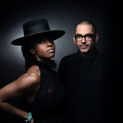 Back from the Blue - with Morcheeba   Virtual Event Online    Fri 7th May 2021 Lineup