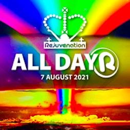 Rejuvenation Summer All Dayer 2021 Tickets   Beaver Works Leeds    Sat 7th August 2021 Lineup