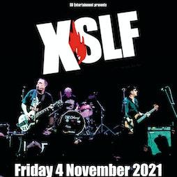 XSLF Live on The Barge Tickets   Belfast Barge Belfast    Fri 5th November 2021 Lineup