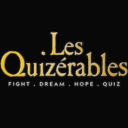 Les Quizerables   The Electric Arcade Madeira Drive Brighton  Brighton    Sun 19th September 2021 Lineup