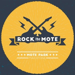 Rock/Pop The Mote Festival Tickets | Mote Park Maidstone, Kent  | Sat 7th August 2021 Lineup