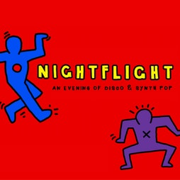 Nightflight: An Evening Of Extended Synth-Pop, Italo & Disco Tickets | HWK  THE LOT LONDON  | Fri 24th September 2021 Lineup