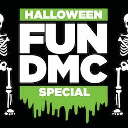 FUN DMC - Halloween Special Tickets | Colours Hoxton London  | Sun 31st October 2021 Lineup