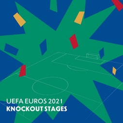 Euro 2020: Knockout Round of 16 - Wales v Denmark + Italy V Aust Tickets   HWK  THE LOT LONDON    Sat 26th June 2021 Lineup
