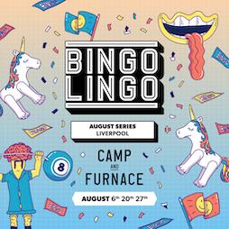 Bingo Lingo Tickets | Camp And Furnace Liverpool   | Fri 3rd September 2021 Lineup