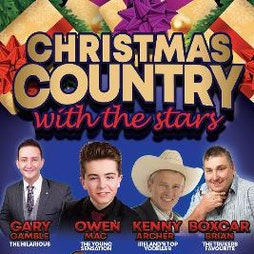 Christmas Country with the Stars 2020 Tickets | Elgin Town Hall Elgin  | Sun 20th December 2020 Lineup