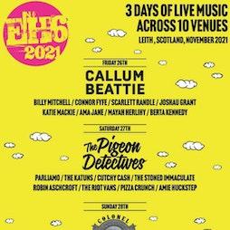 Venue: EH6 -  Callum Beattie,  The Pigeon Detectives, Republica + more | The Biscuit Factory Edinburgh  | Fri 26th November 2021