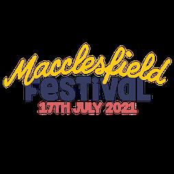 Macclesfield Festival 2021 Tickets   Priory Park Macclesfield Macclesfield    Sat 14th August 2021 Lineup