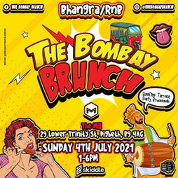 The bombay brunch Tickets | The Mill  Birmingham  | Sun 4th July 2021 Lineup