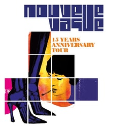 Nouvelle Vague Tickets | Liquid Rooms Edinburgh  | Sun 16th May 2021 Lineup