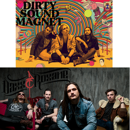 Daxx and Roxane / Dirty Sound Magnet Co-Headline Show Tickets | The Victoria Dalston London  | Thu 2nd December 2021 Lineup