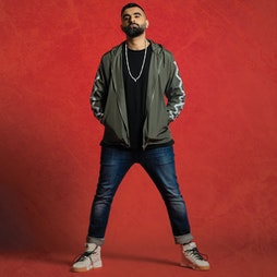 TEZ ILYAS: The Vicked Tour Tickets | Southport Comedy Festival Under Canvas At Victoria Park Southport  | Wed 6th October 2021 Lineup