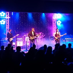The Lynne and McCartney Story [ELO Beatles Beyond] | Guiseley Theatre Guiseley  | Sat 9th October 2021 Lineup