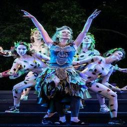 A Midsummer Night's Dream'   Royal Botanic Gardens Kew Richmond    Wed 28th July 2021 Lineup