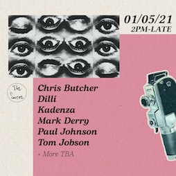 Saturday 1st May 2021 - w/ Chris Butcher, Dilli, Kadenza & more! Tickets | The Source Maidstone  | Sat 1st May 2021 Lineup