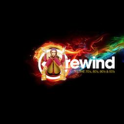 rewind - saturday 2nd october Tickets | The Liquid Room Edinburgh  | Sat 2nd October 2021 Lineup