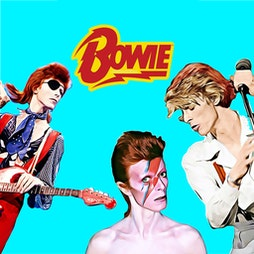 Reviews: Feeling Gloomy presents An Afternoon with David Bowie  | The Phoenix Cavendish Square London  | Sun 26th September 2021