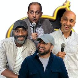 Desi Central Comedy Show - Leamington Spa Tickets   The Assembly Leamington Spa    Fri 24th September 2021 Lineup
