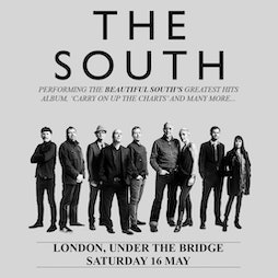 The South Tickets | Under The Bridge  London  | Sat 3rd July 2021 Lineup