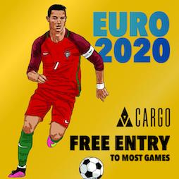 EURO2020   UKRAINE vs AUSTRIA Tickets   Cargo London    Mon 21st June 2021 Lineup