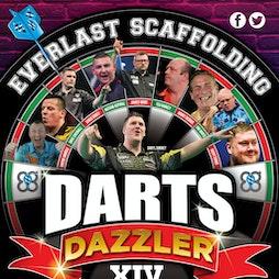 Everlast scaffolding darts dazzler 14 | New Dock Hall Leeds  | Wed 1st December 2021 Lineup