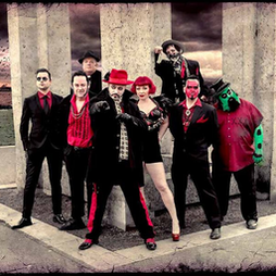 The Urban Voodoo Machine Tickets | Hare And Hounds Birmingham  | Sat 18th September 2021 Lineup