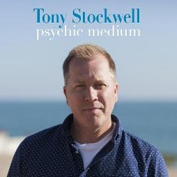Tony Stockwell - Psychic Medium | Rhodes Arts Complex Bishop's Stortfo  | Wed 15th September 2021 Lineup