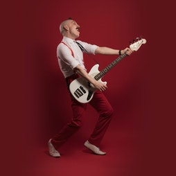 Jamie Lenman Tickets | Firebug Leicester  | Wed 28th July 2021 Lineup