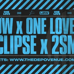 Low x 2sme x Eclipse x Onelove presents VERSES Tickets | THE DEPO Plymouth  | Fri 17th September 2021 Lineup