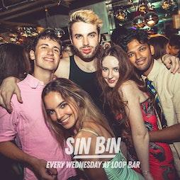 SIN BIN SPORTS NIGHT - SAINTS VS. SINBINNERS Tickets | The Loop London  | Wed 27th October 2021 Lineup