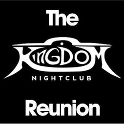 Kingdom/Pulse Reunion Tickets | The Leadmill Sheffield  | Sun 29th August 2021 Lineup