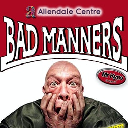 Bad Manners Tickets   The Allendale Centre Wimborne    Fri 19th November 2021 Lineup
