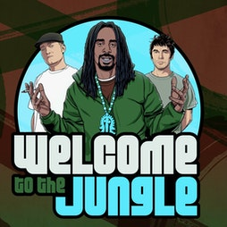 Welcome to the Jungle  Tickets   O2 Academy Bristol Bristol    Sat 31st July 2021 Lineup