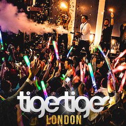 Tiger Tiger London // Every Wednesday // 6 Rooms // Drink deals and More! Tickets | Tiger Tiger London London  | Wed 15th September 2021 Lineup