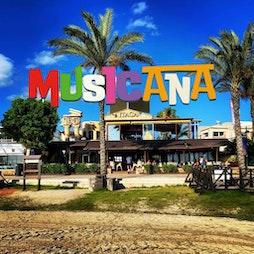 Musicana Live Music Brunch Tickets   Itaca Ibi    Sat 16th October 2021 Lineup