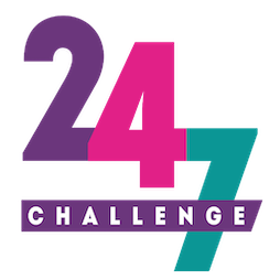 Reviews: The 24/7 Challenge | Virtual Event Online  | Fri 24th September 2021