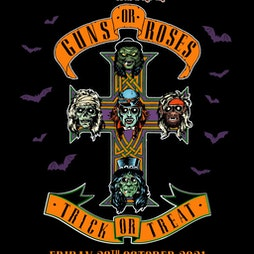 Guns Or Roses-The UK's No 1 Tribute to Guns N' Roses Tickets | Hard Rock Cafe, Manchester Manchester  | Fri 29th October 2021 Lineup