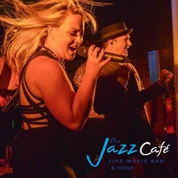 Madison Heights Soul & Motown Band Tickets   The Jazz Cafe Reading    Sat 16th October 2021 Lineup