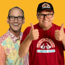 Venue: Comedy in the Cloisters with Ivan Brackenbury and Steve Royle | The Refectory CafeChester Cathedral Chester  | Tue 20th July 2021